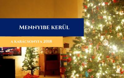 Mennyibe kerül a karácsonyfa 2018-ban?