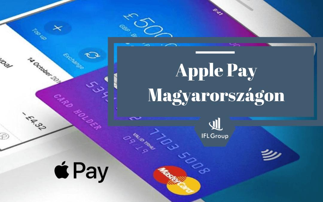 Megérkezett: Apple pay Magyarországon Revolut által