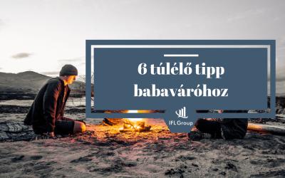 Babaváró igénylés – lassan a testtel! 6 tipp