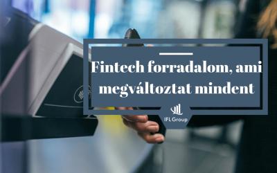 Most éljük a pénzügyi forradalmat!